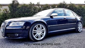 location Audi S8 5.2 V10