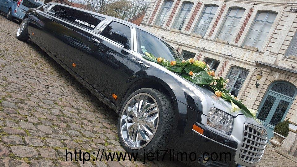 location de limousine pour mariage dans le nord. Black Bedroom Furniture Sets. Home Design Ideas