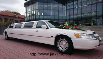 Limousine Lincoln Paris