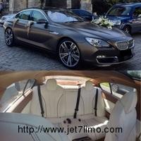 jet7limo - BMW série 6 pack M limousine a la location sur lille , roubaix , tourcoing et dans le nord pas de calais.douai. arras .croix .lens .carvin