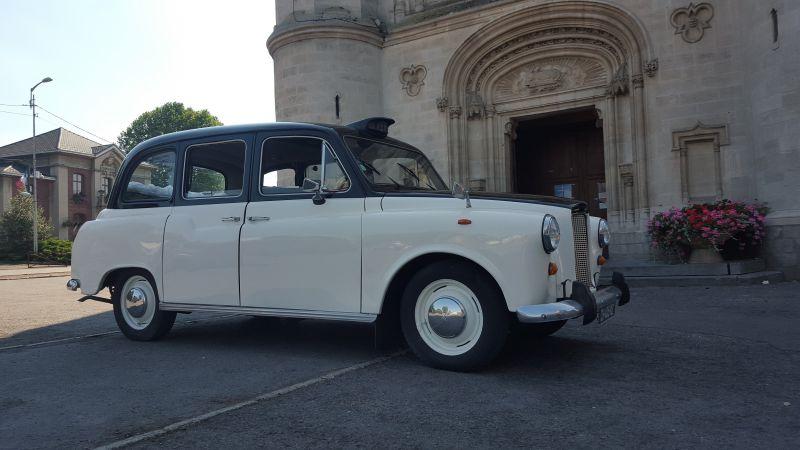 nouveau a la location un taxi anglais