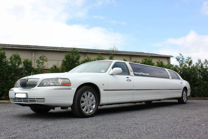 Nouvel limousine Lincoln